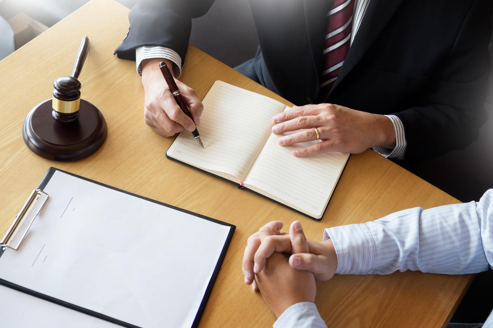 securities attorney